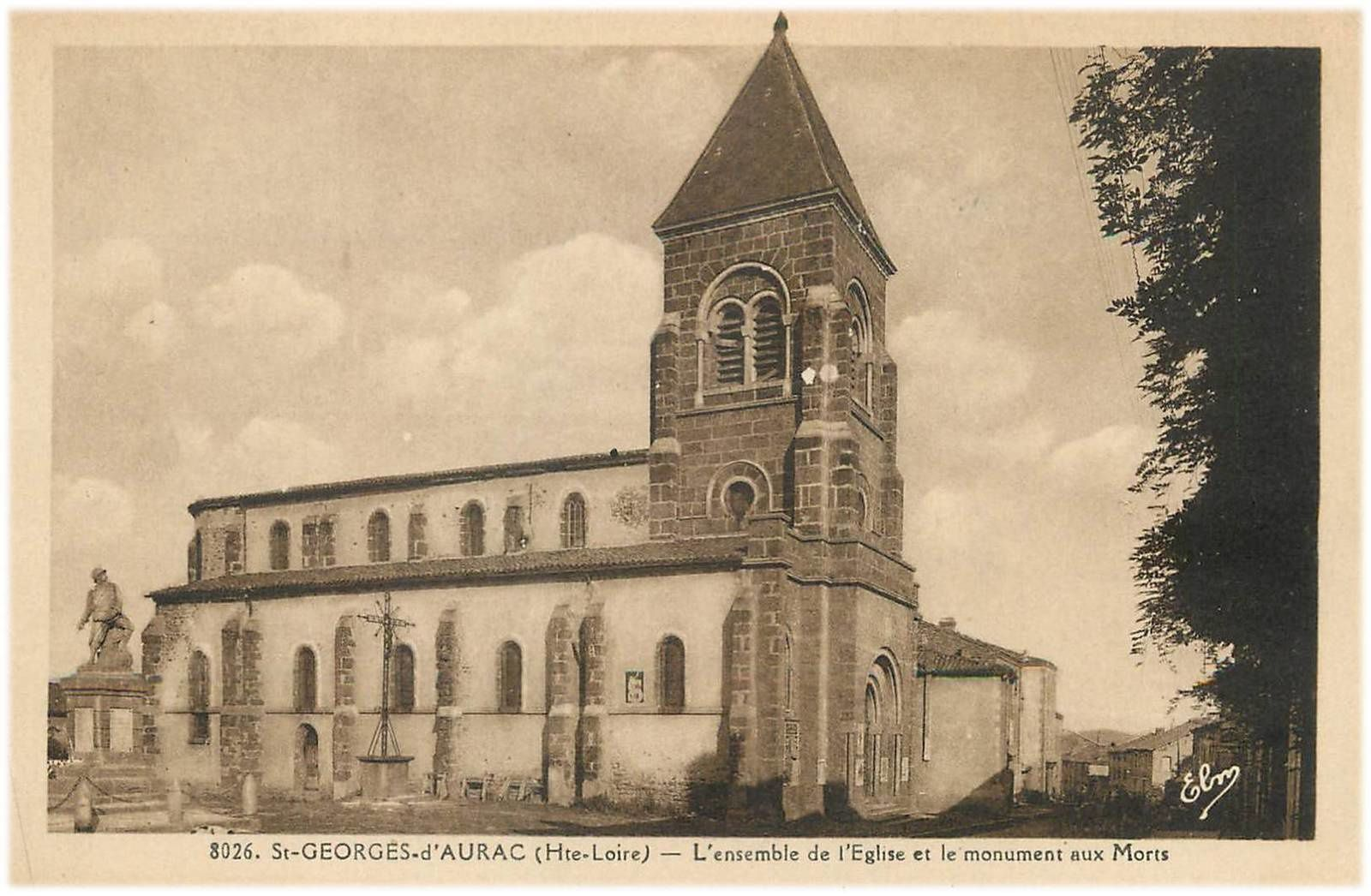 Il était une fois saint Georges d'Aurac