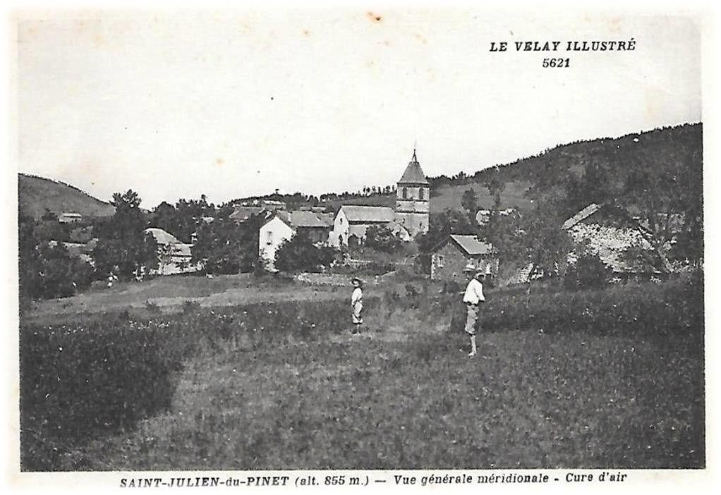 Il était une fois Saint Julien du Pinet