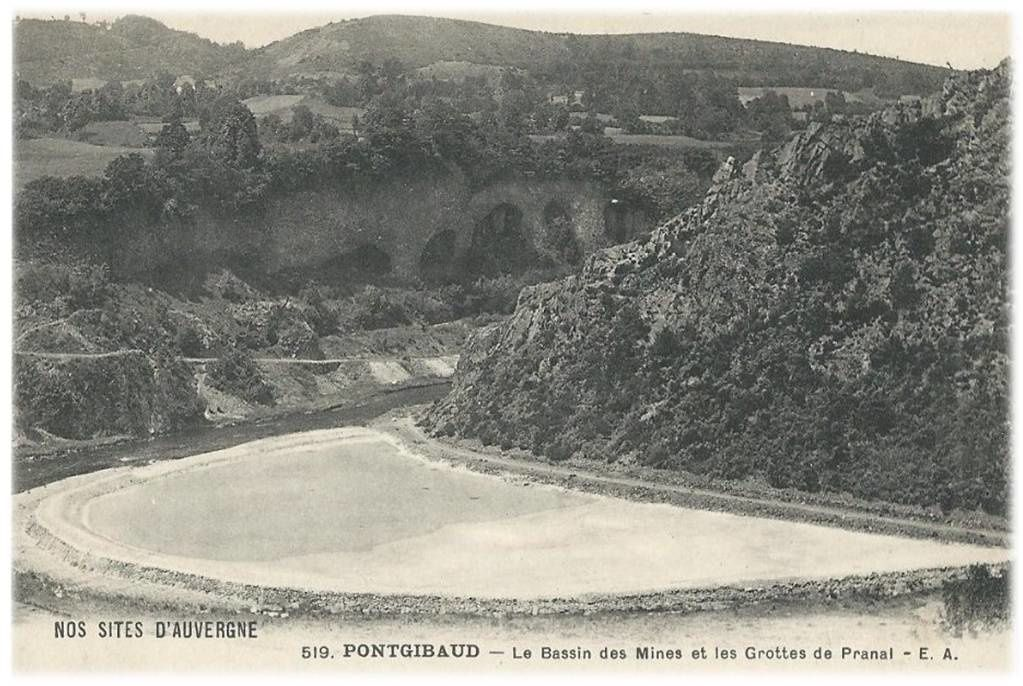 Fonderie à Pontgibaud