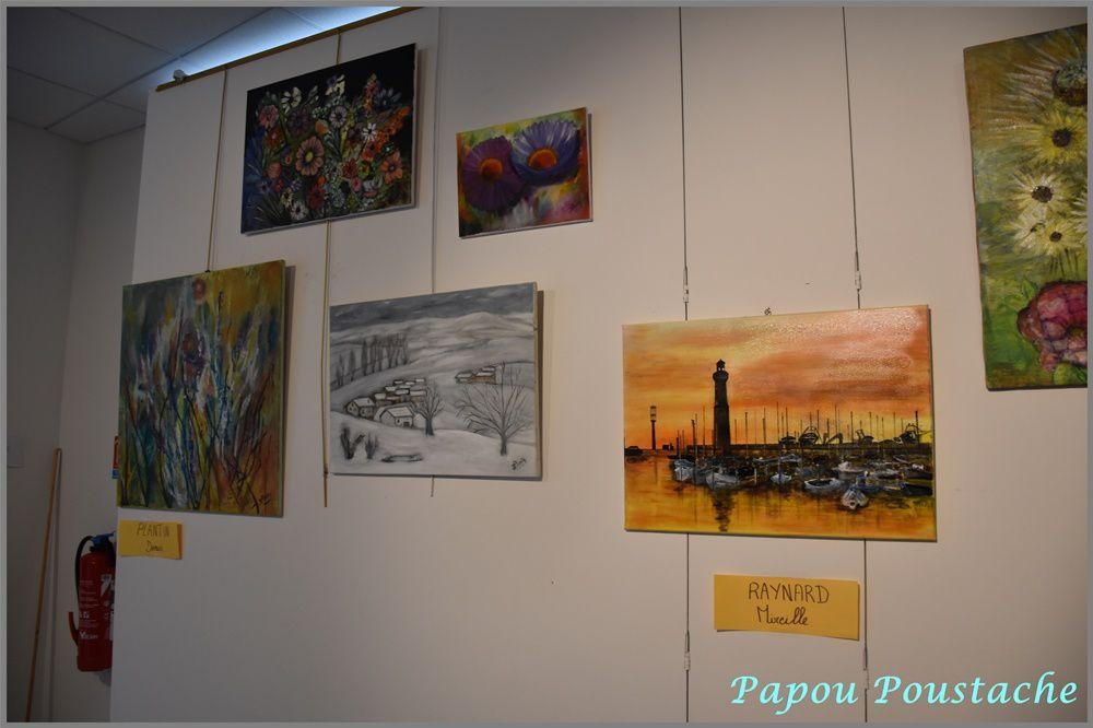 Vernissage au musée Peynet à Brassac Les Mines