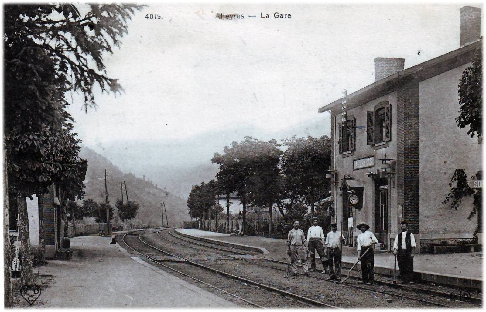 Pont d'Alleyras