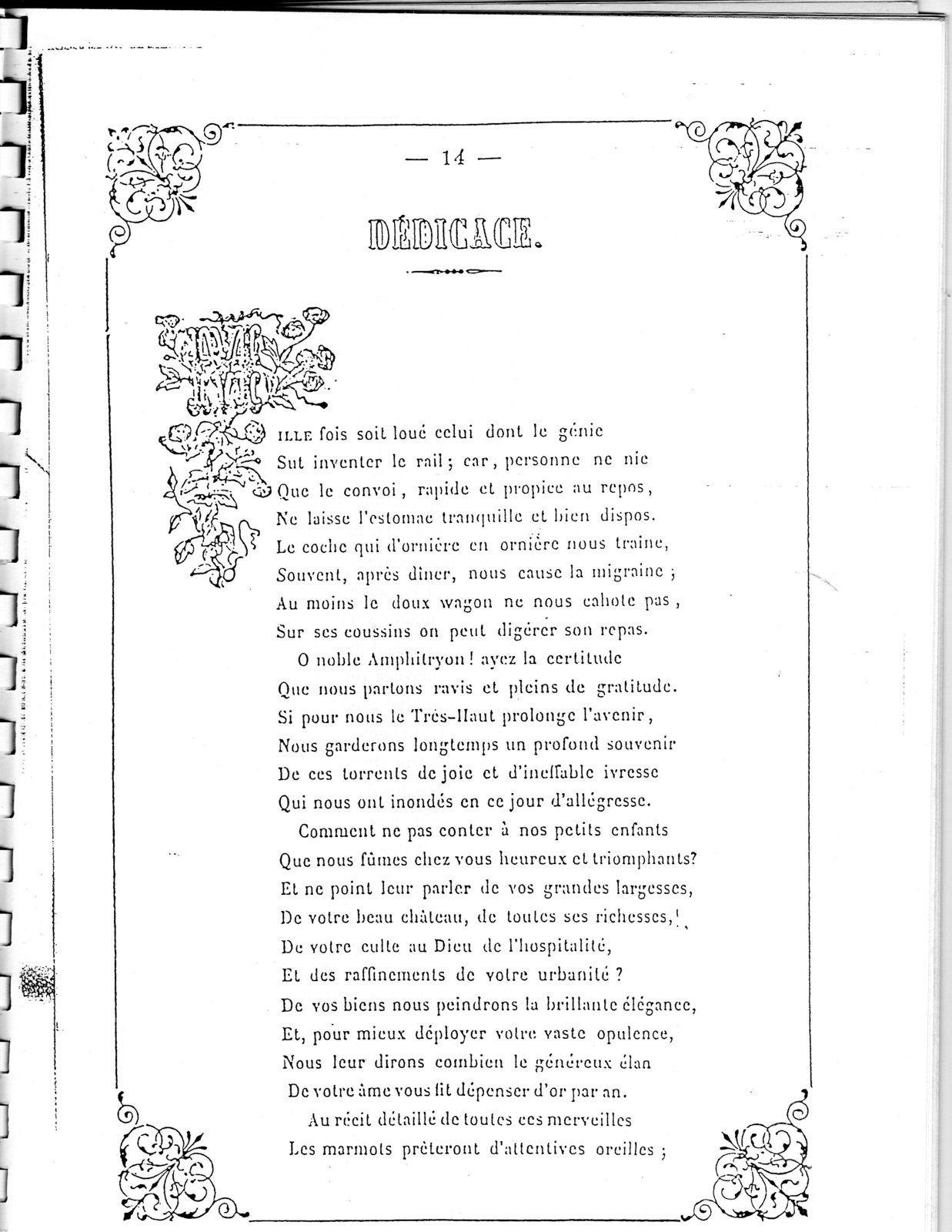 La Combelle:Le château de sélamines