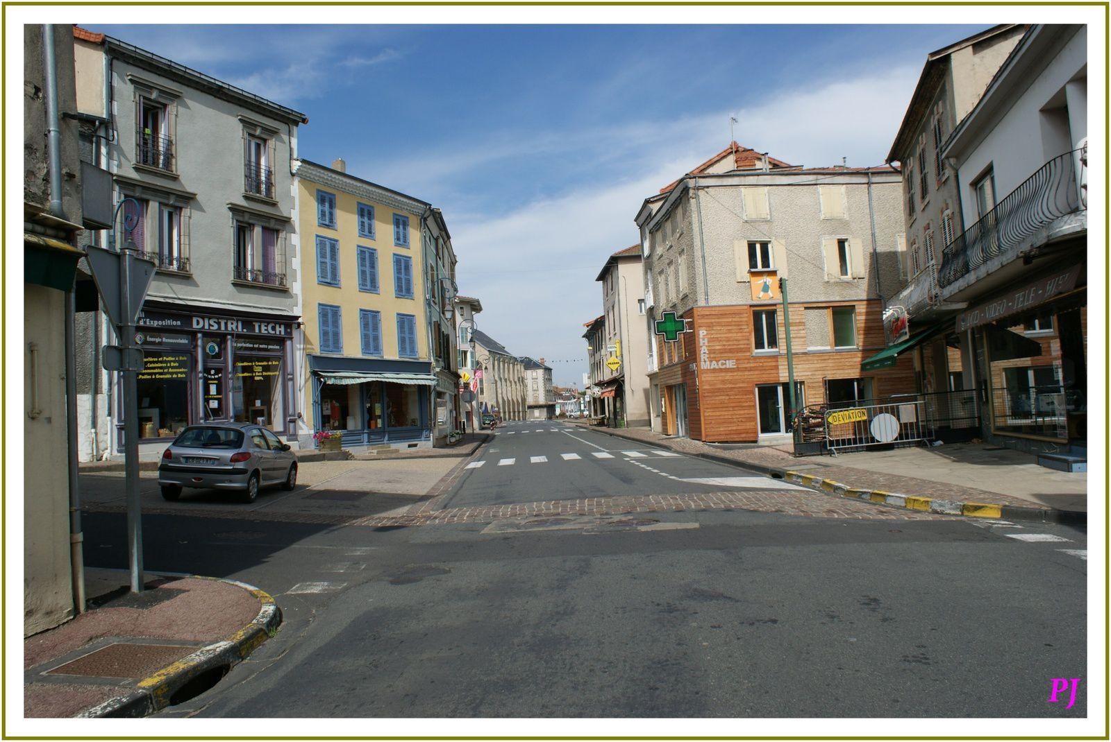 Les villages du Puy de Dome: Arlanc