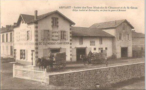 Les sources d'Auvergne: St Géron
