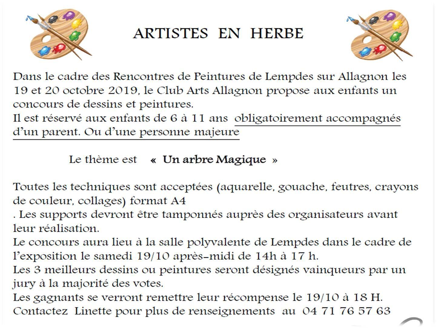 Arts allagnon