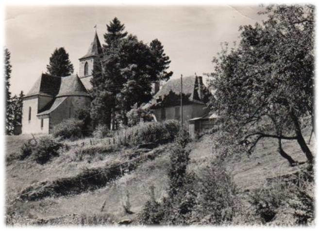 Aubespeyre commune de Junhac