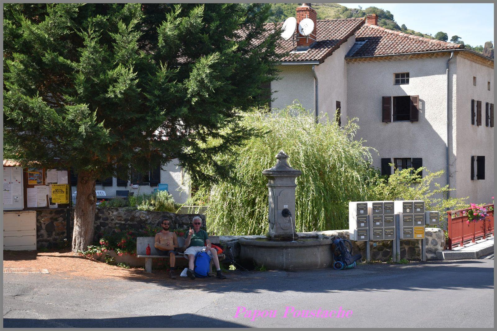 Randonnée des gorges de l'Allier: Langeac-Prades