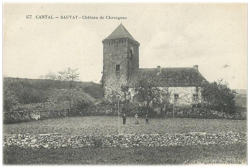 Il était une fois à Chavagnac dans le Cantal