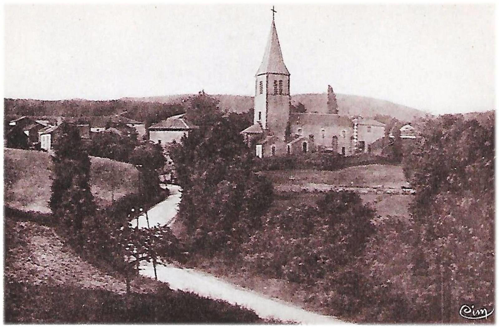 Il était une fois Saint Beauzire  en Haute Loire