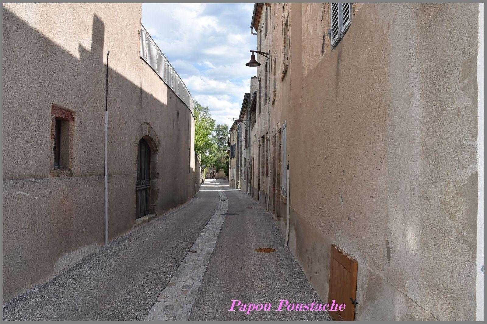 Le village de Manglieu