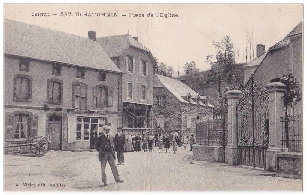 Il était une fois Saint Saturnin dans le Cantal