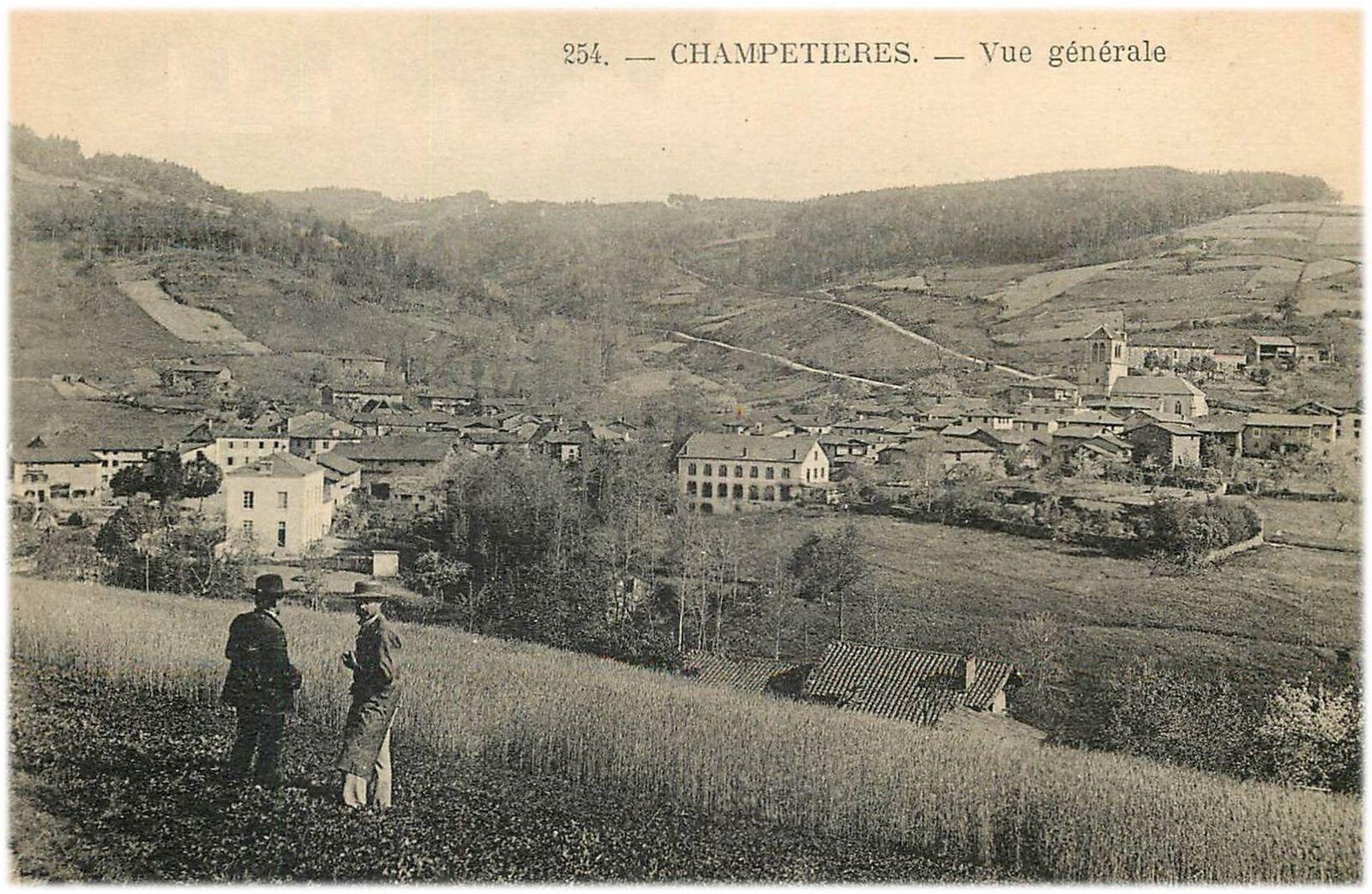 Champétières