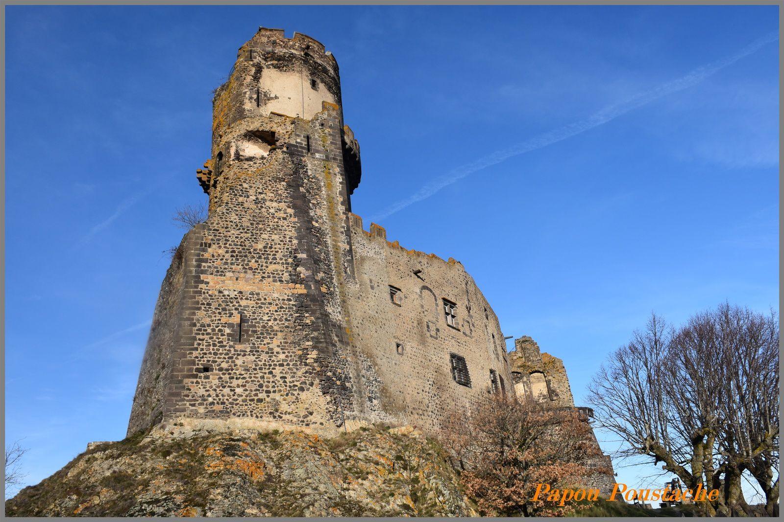 Le Chateau de Tournoel