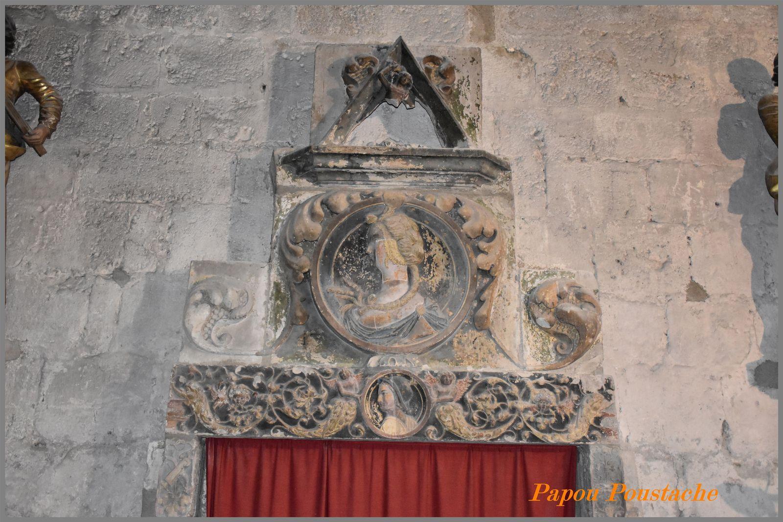 Eglise sainte Croix à Saint Pourçain