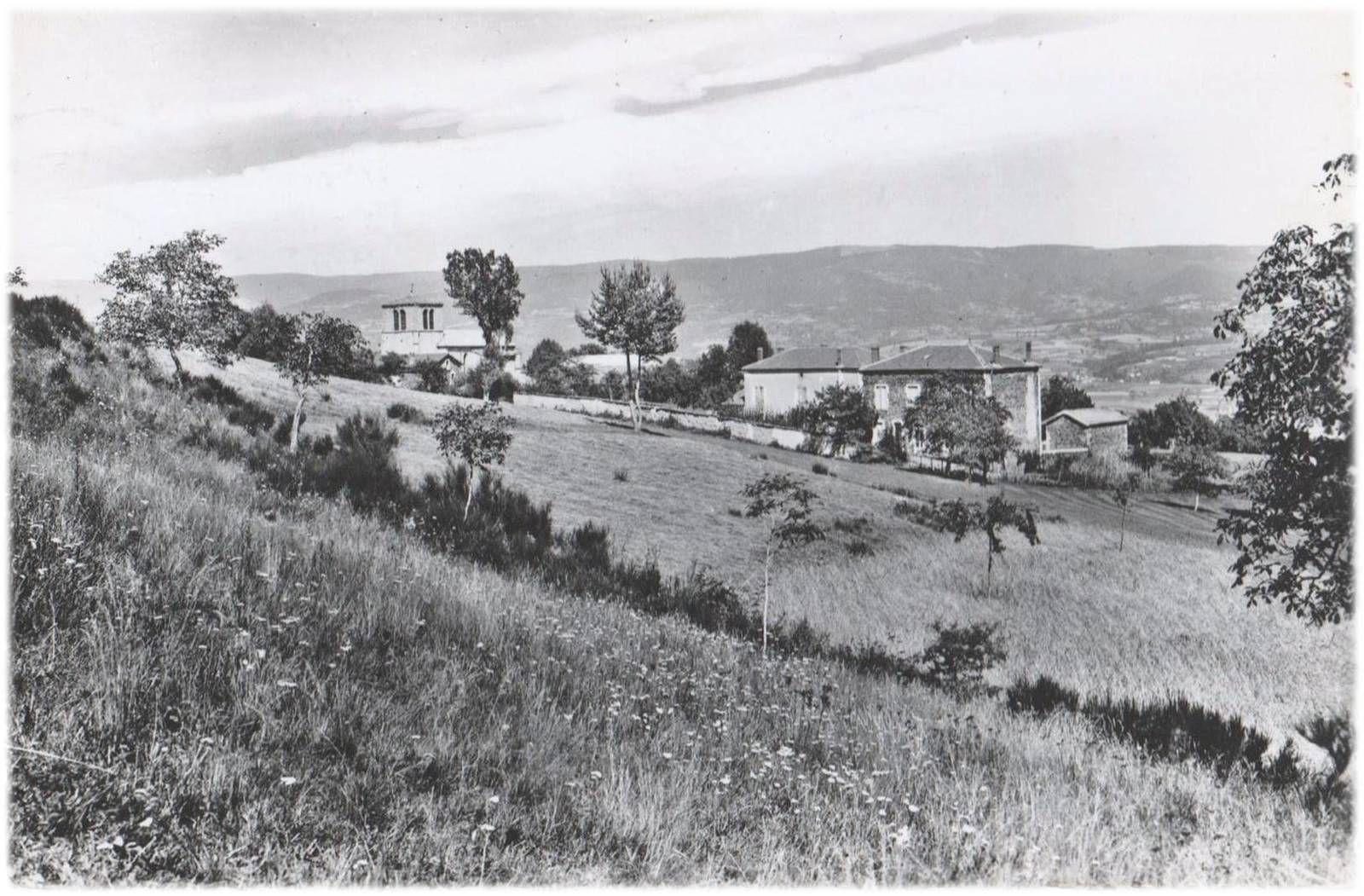 Saint Férréol des Côtes