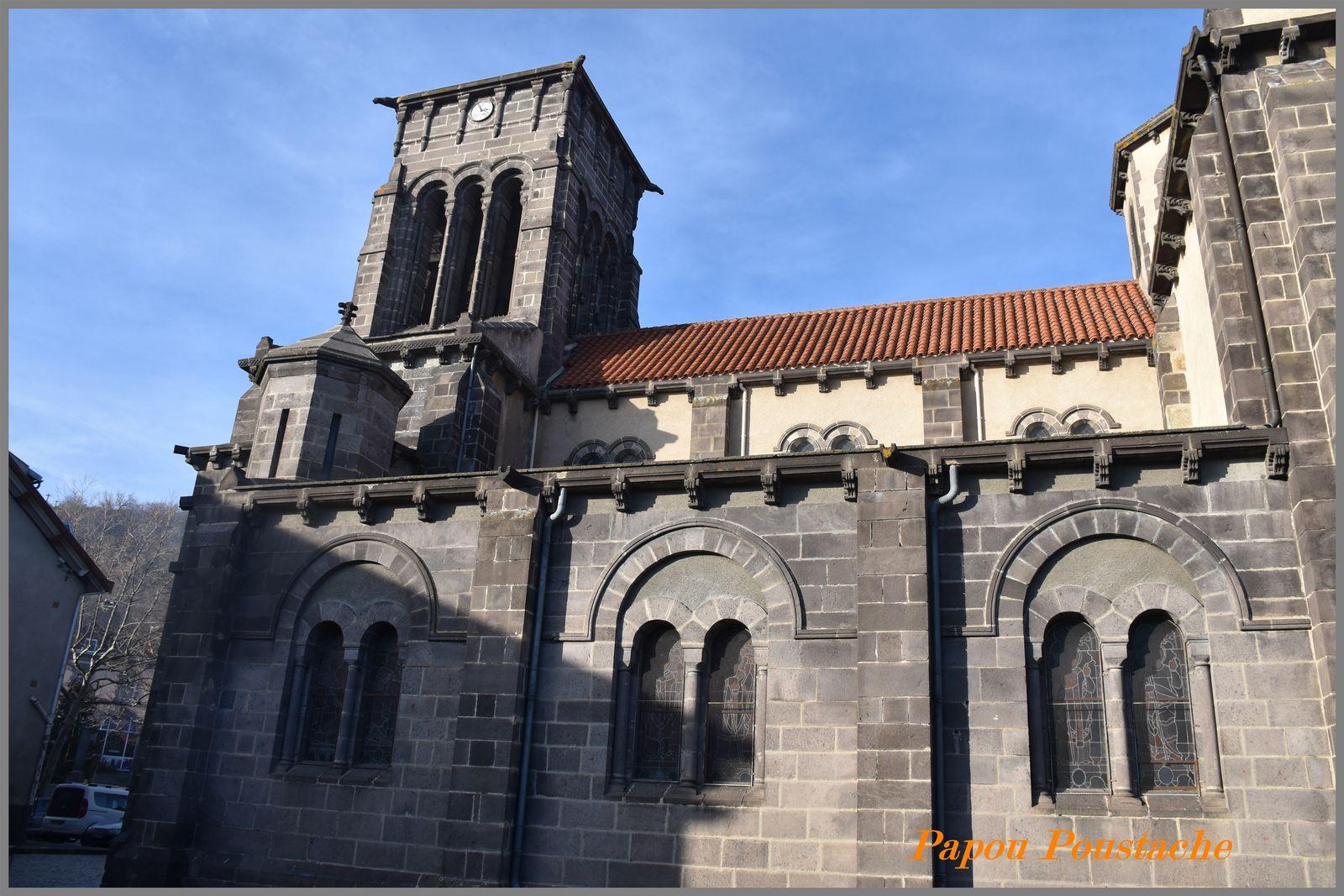 Eglise de Volvic