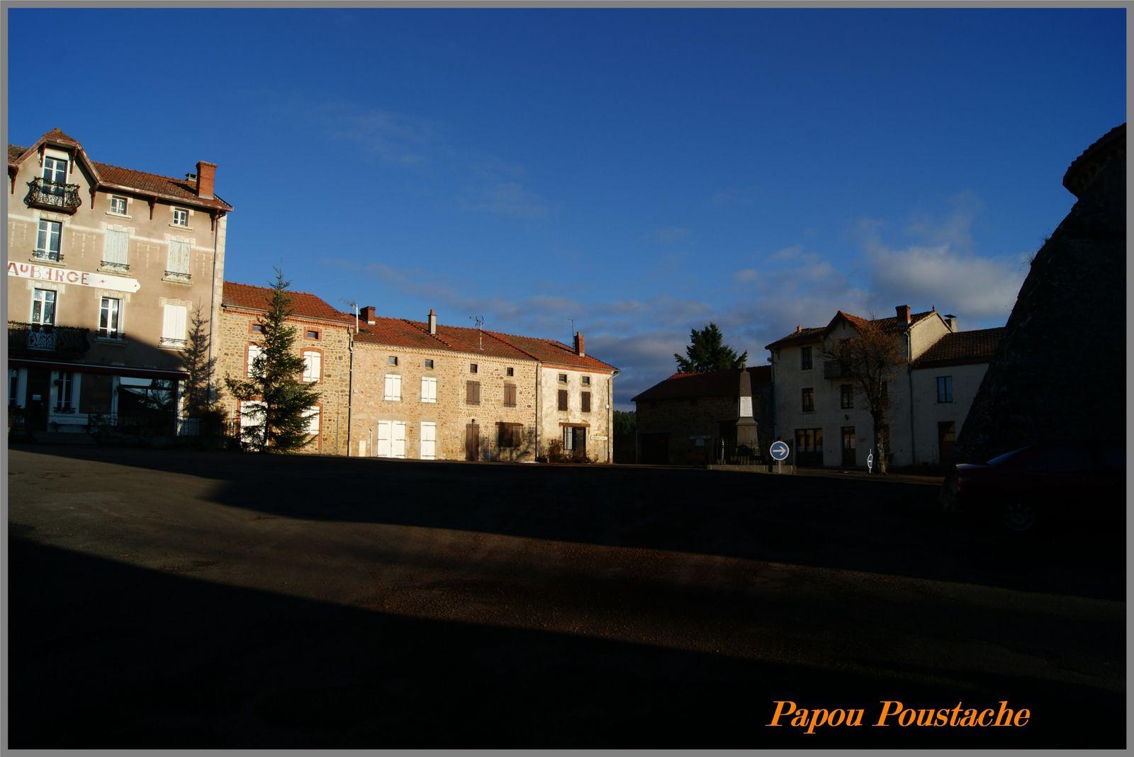 Les villages de Haute-Loire:  Chassignolles