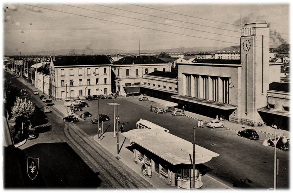 Clermont Ferrand aux années 1960 en 60 images