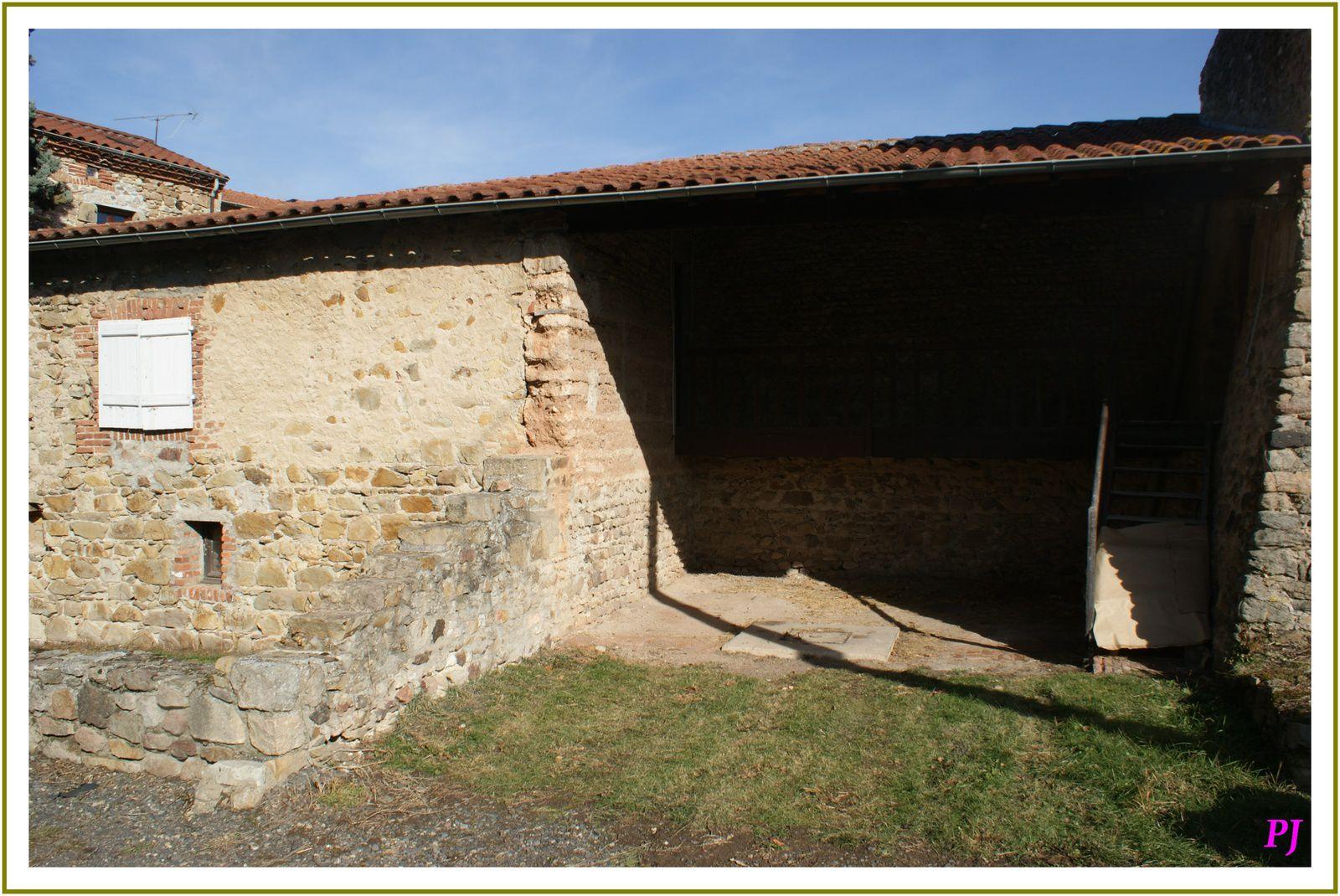 Les villages d'Auvergne:Bournoncle st Pièrre