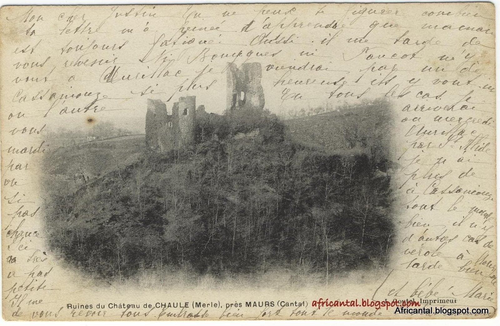Un blog de l'Auvergne de Vincent:   Africantal