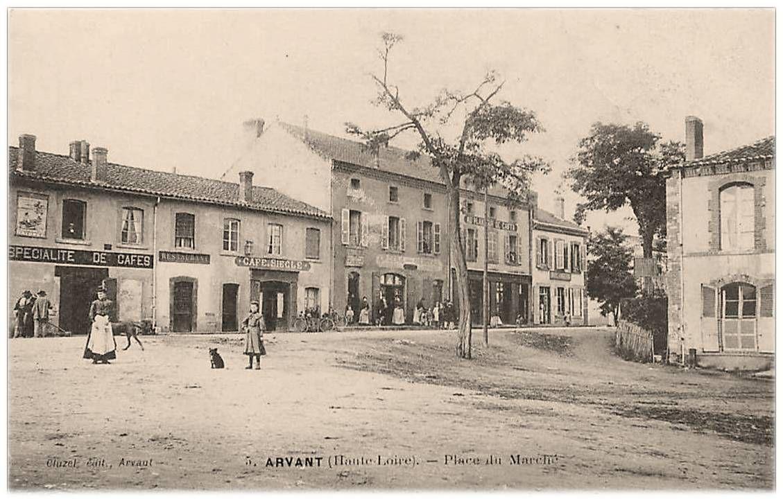 Caïffa à Arvant