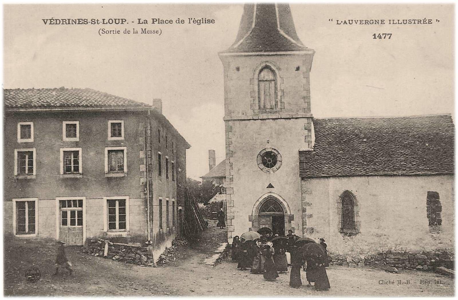Il était une fois Védrines Saint Loup