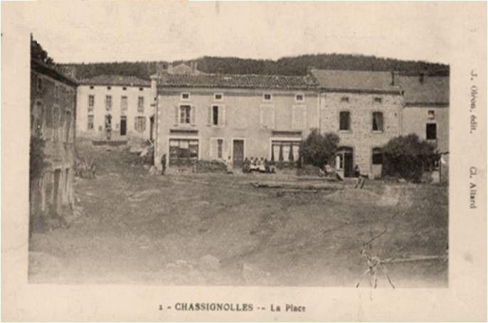 Il était une fois Chassignolles en Haute Loire