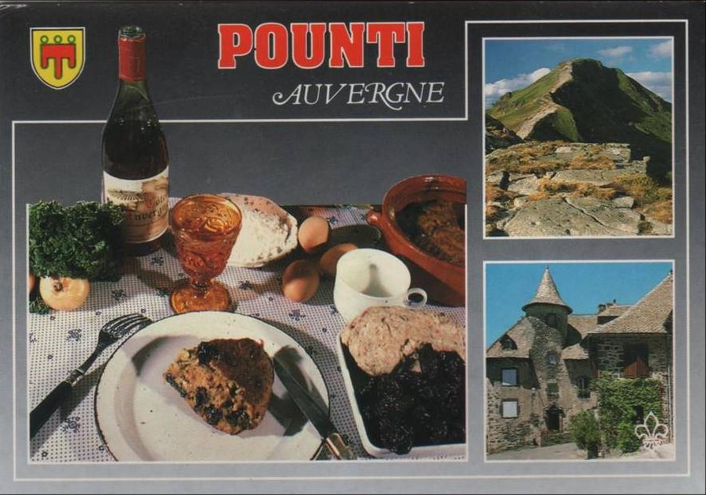 Auvergne des traditions: Le Pounti