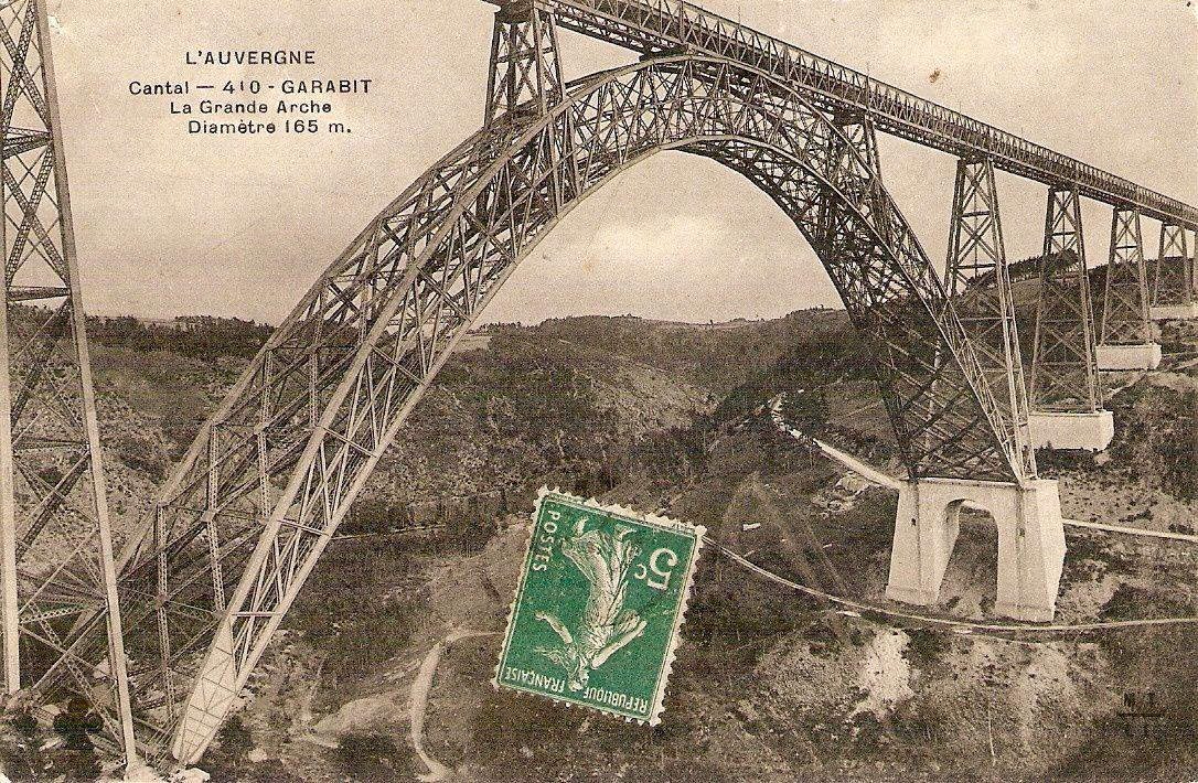 Gustave Eiffel et l'Auvergne