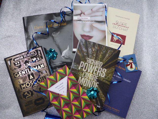 Des livres à offrir pour Noël