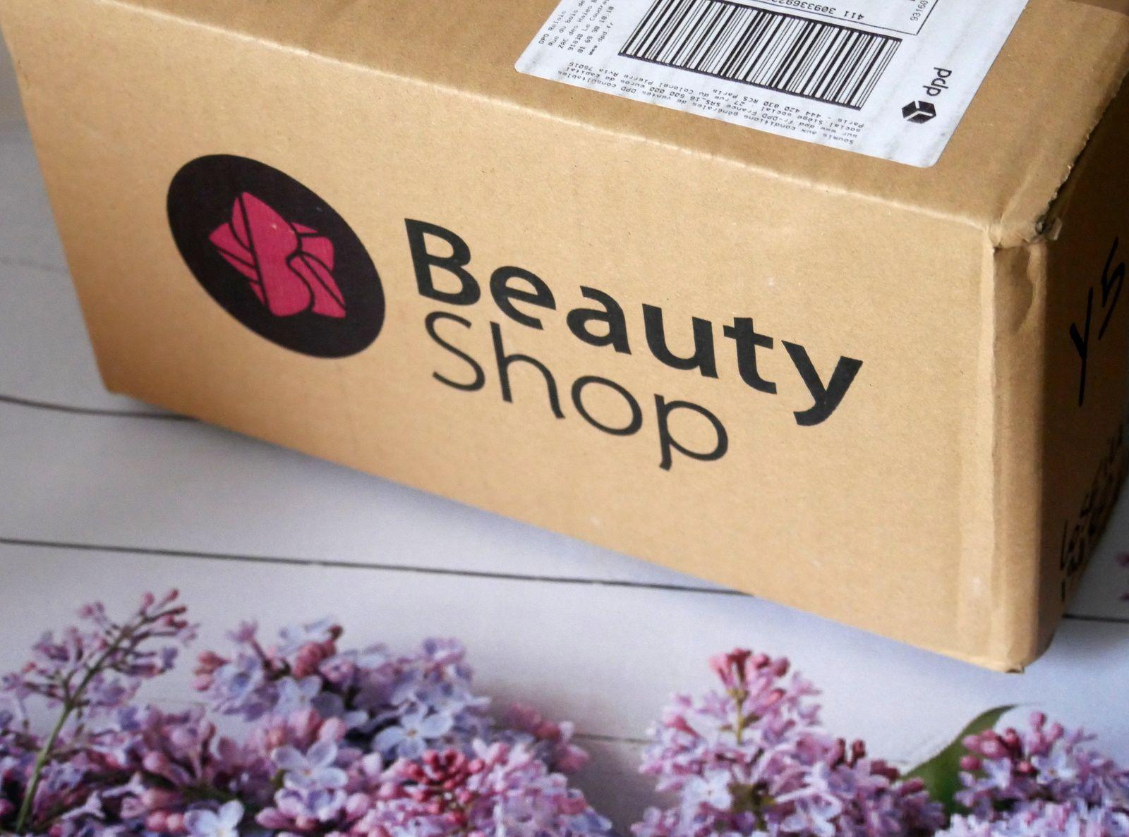 Mon shopping beauté chez Beauty Shop