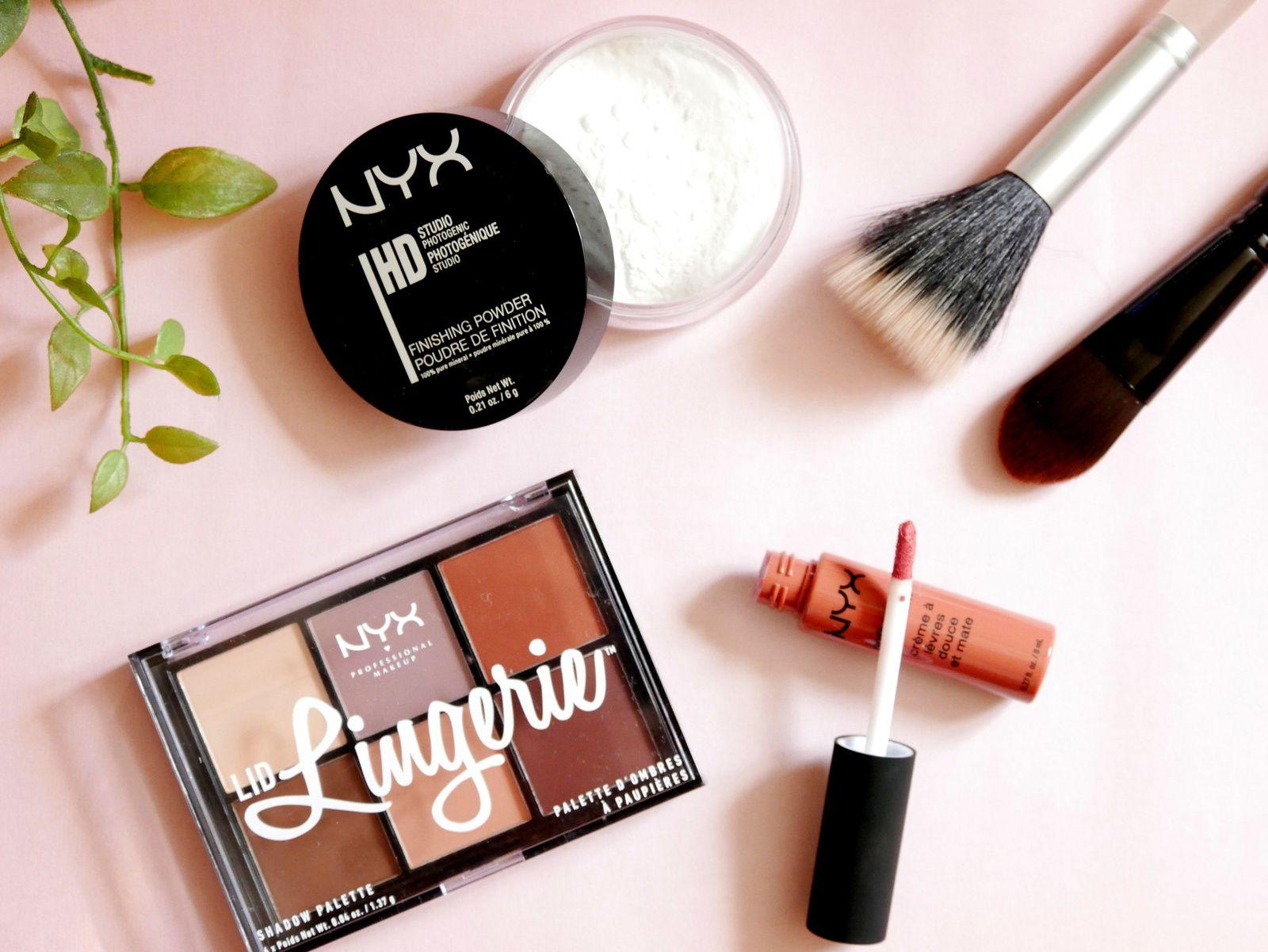Découverte de NYX Cosmetics
