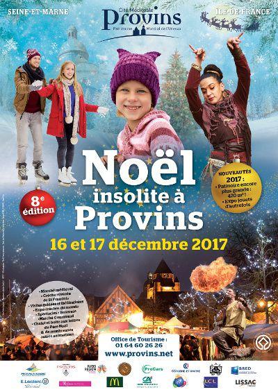 Noël insolite à Provins