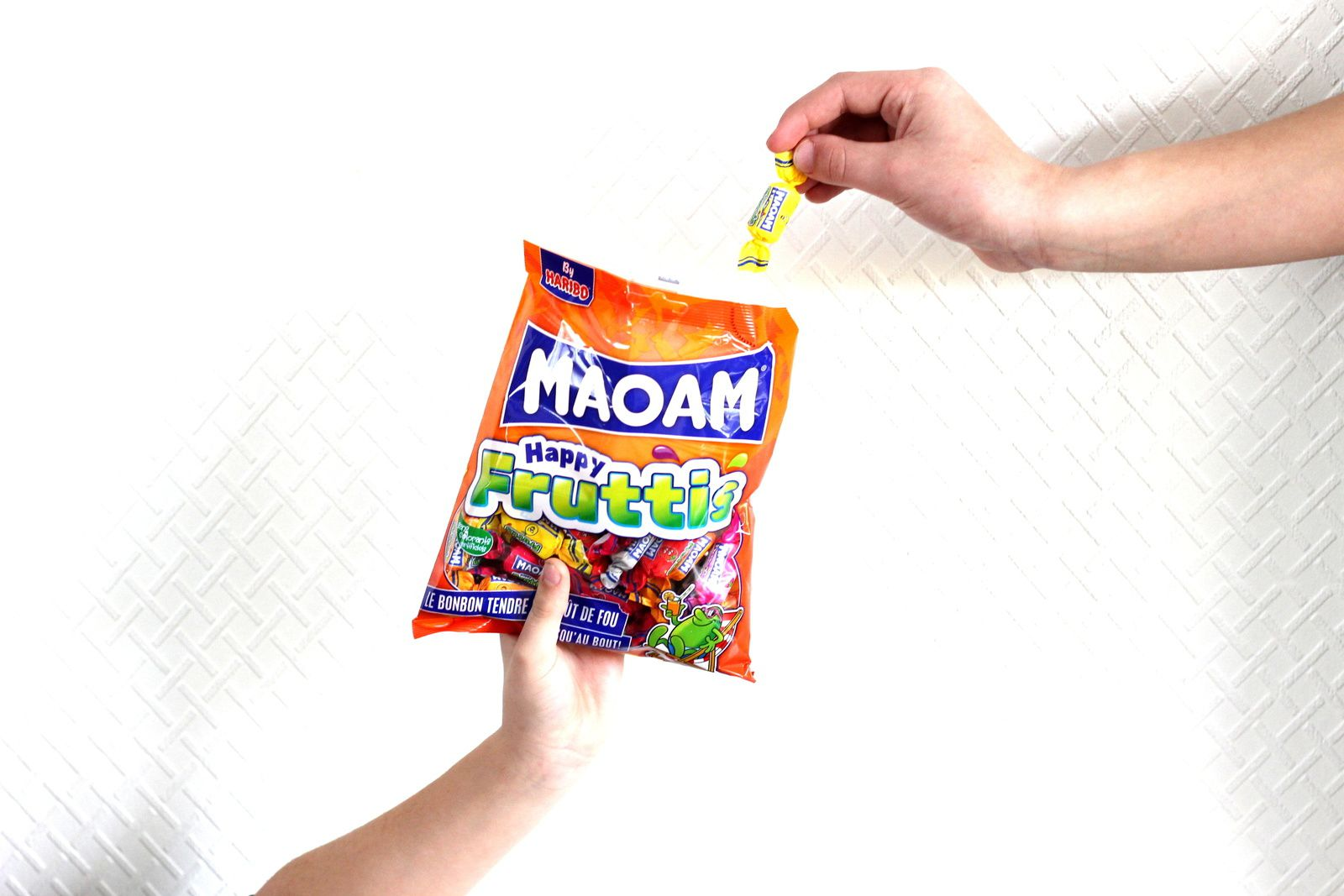 Pâtes à macher Maoam
