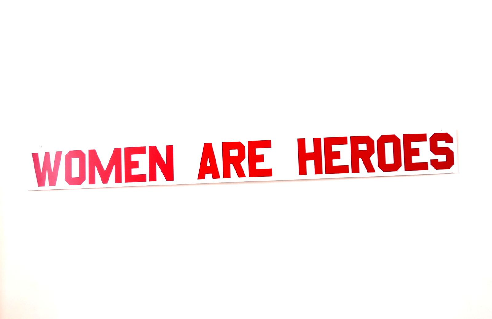 Women are heroes - Monoprix