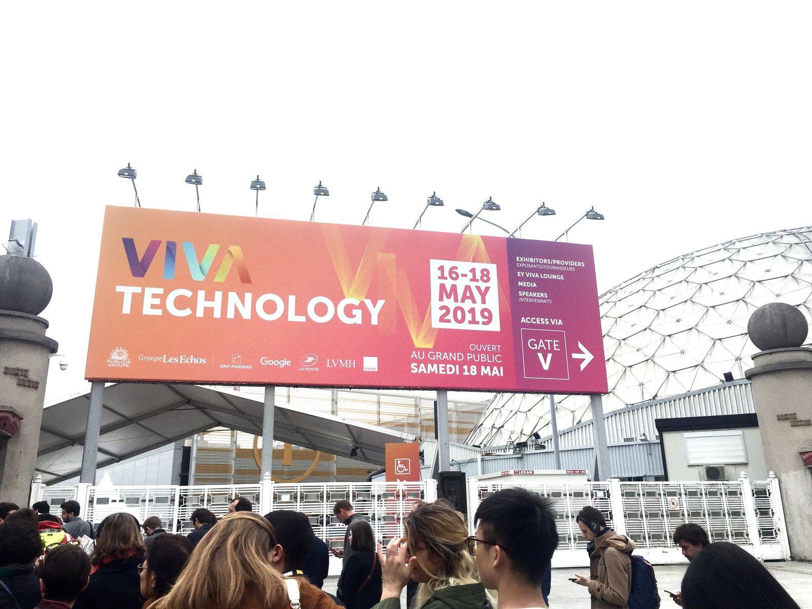 Viva Technology 2019 : j'y étais ! (vidéo)