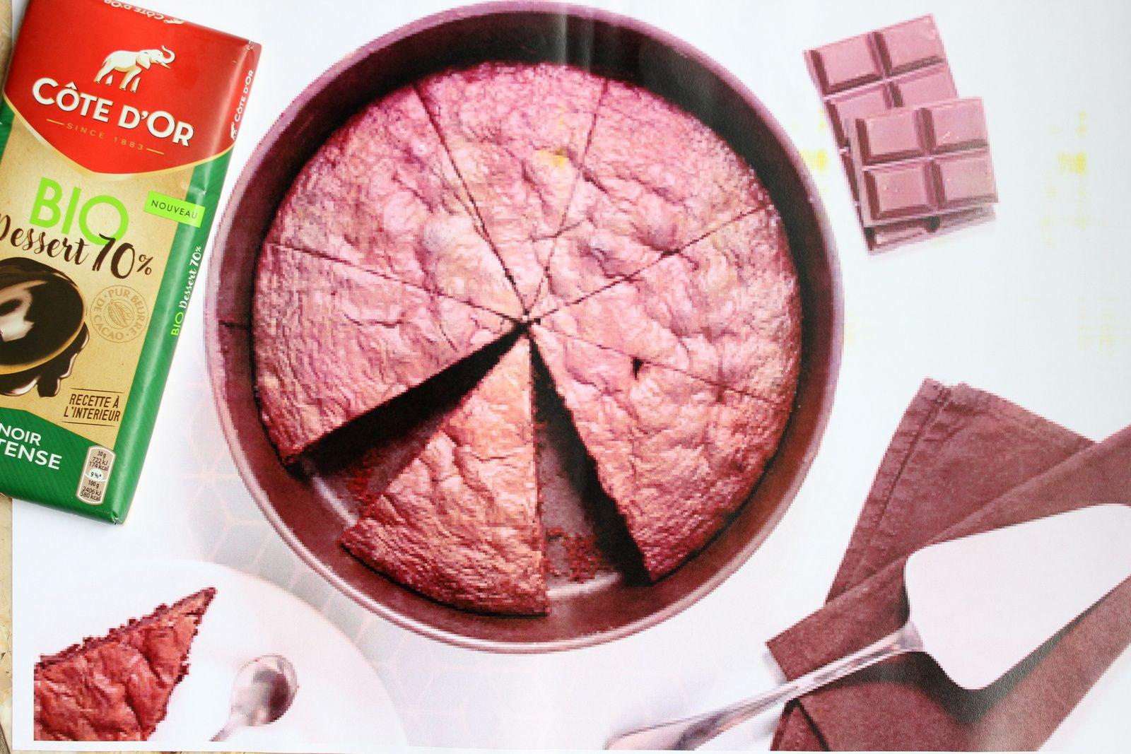 What's in the DEGUSTA Box : Saine et Gourmande - Septembre 2019
