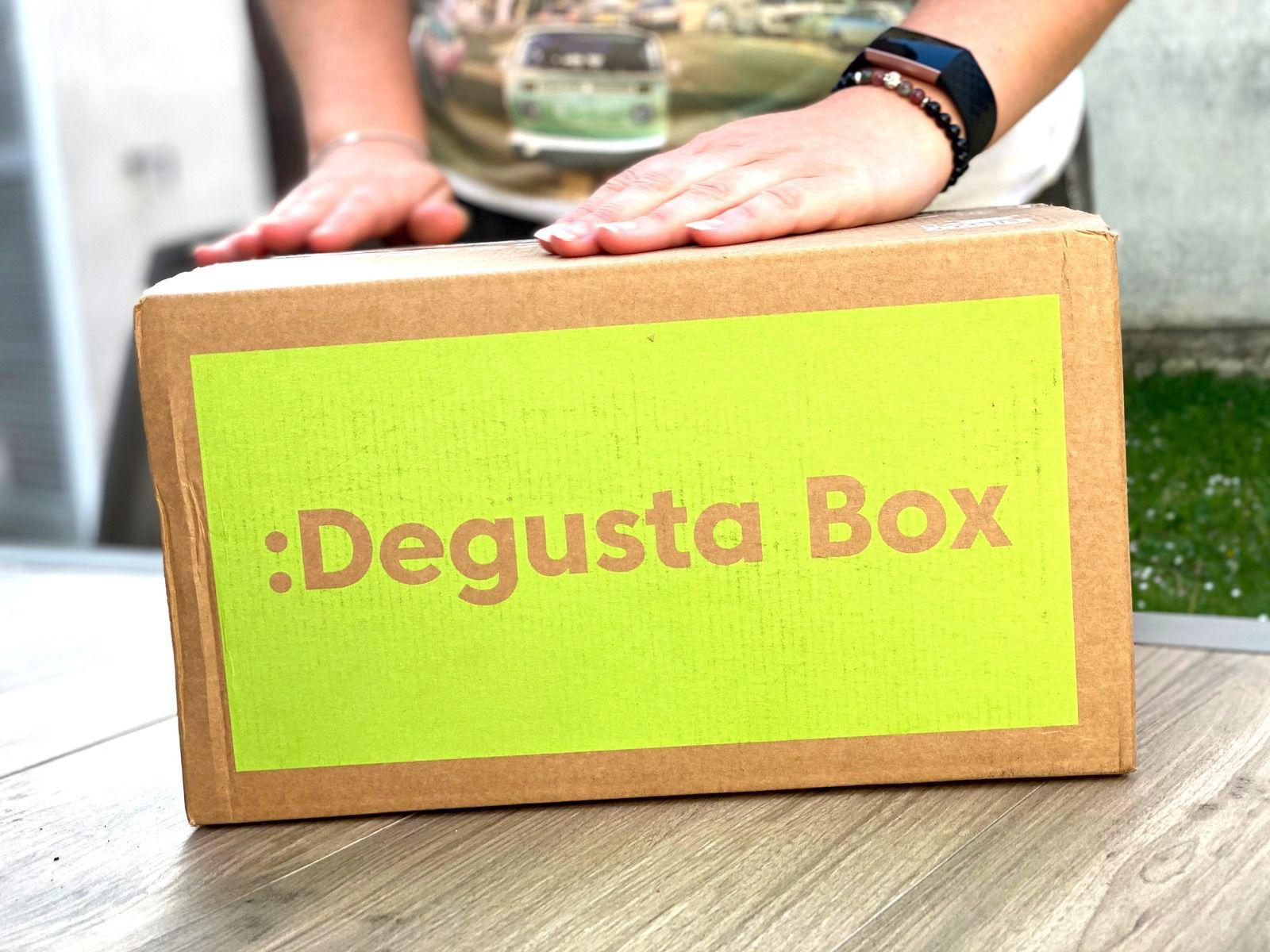 :Degusta Box : unboxing