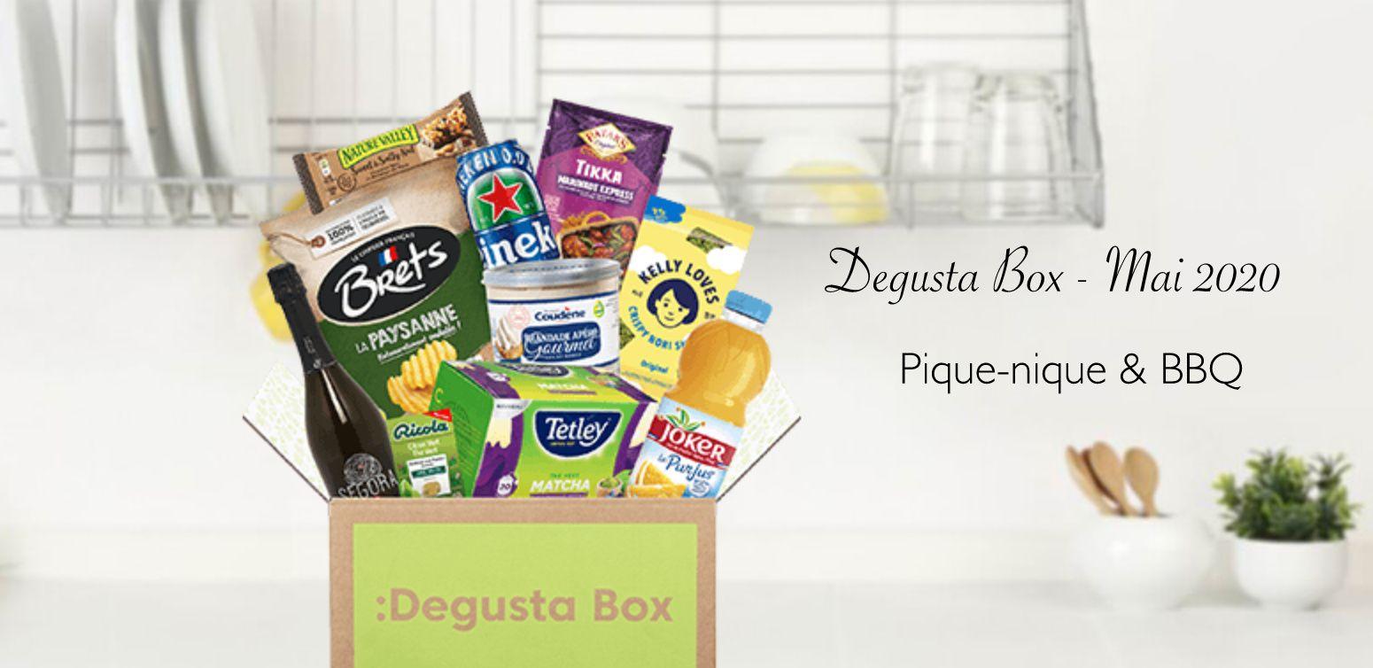 :Degusta Box Mais 2020