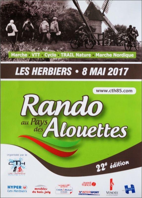 RANDO du week end Les Alouettes