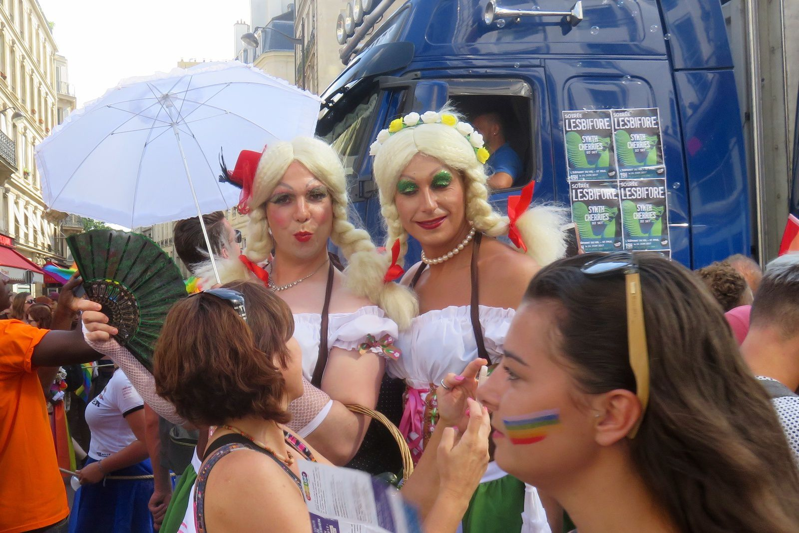 Gay-Pride Paris 2017