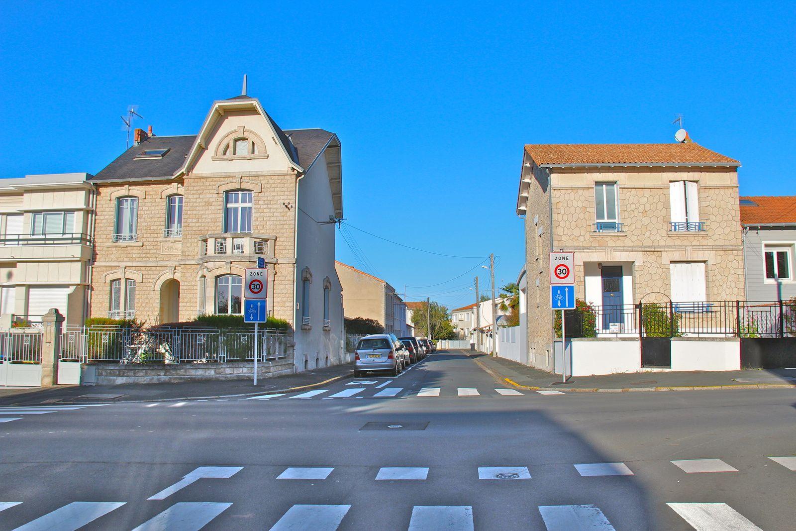 Entrée par l'avenue Aristide-Briand et sortie sur l'avenue Edmond-Grasset, la rue Eugène-Delacroix a trouvé un sens.