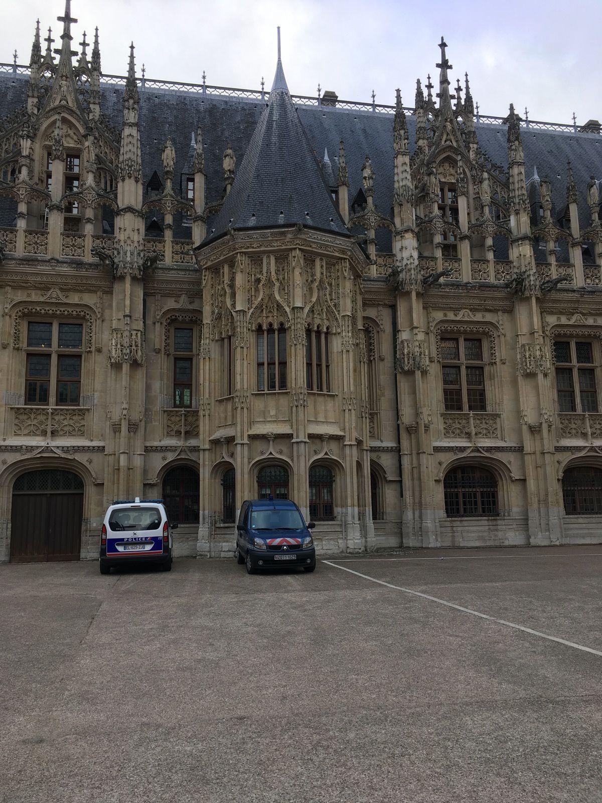accident avec stupéfiants au volant Rouen
