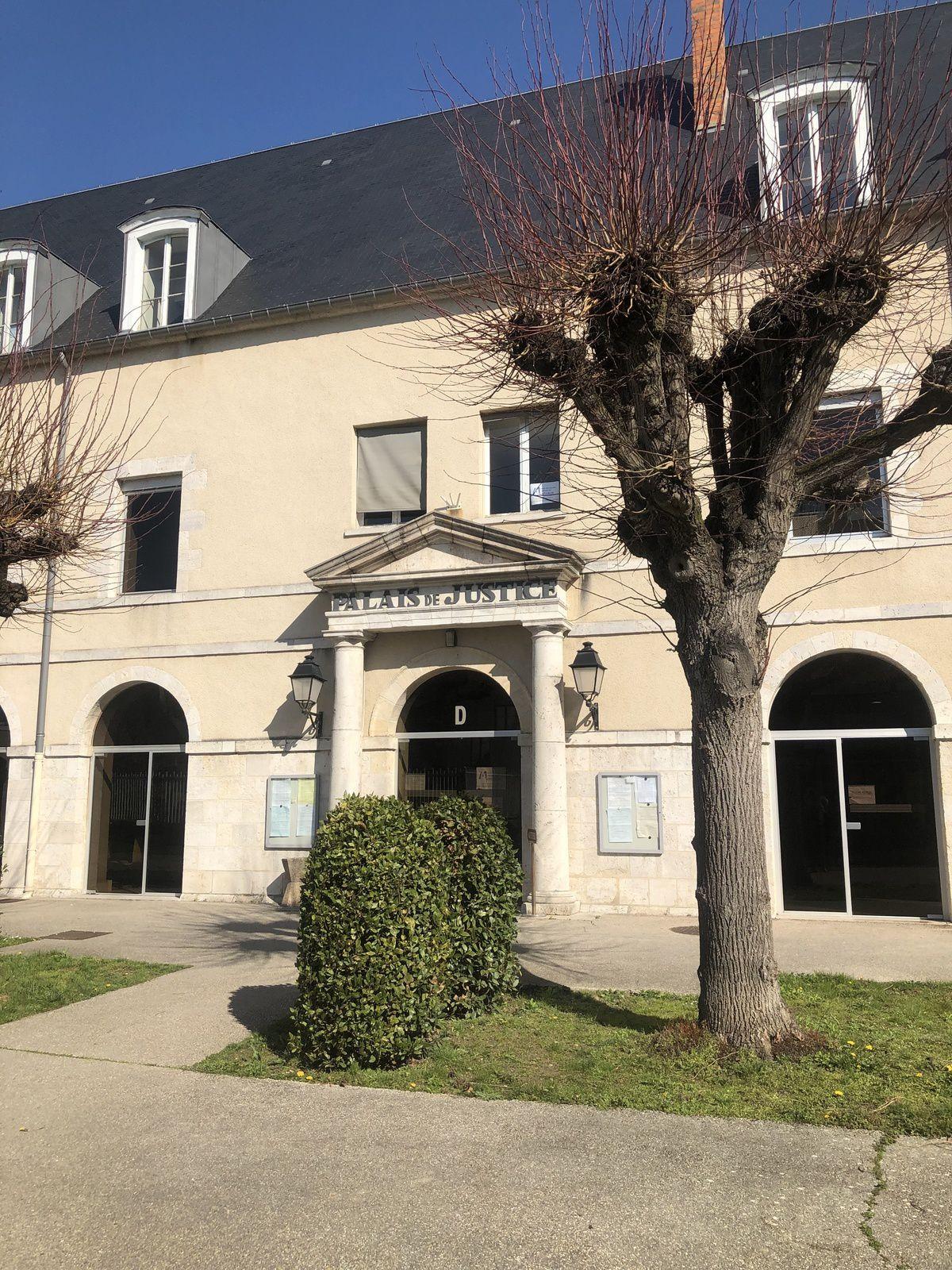 tribunal judiciaire de Montargis
