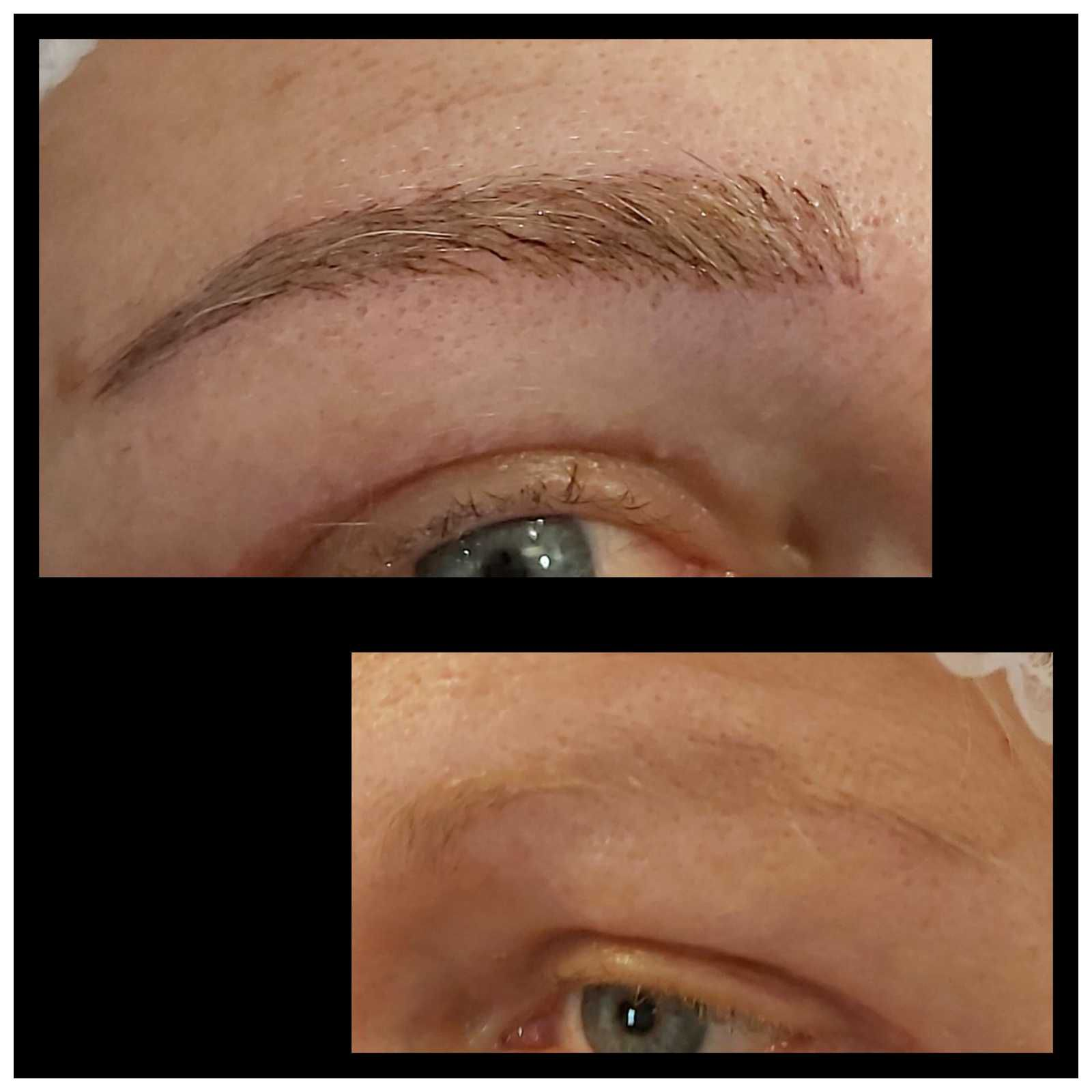 Microblading 2 tons spécial blonde