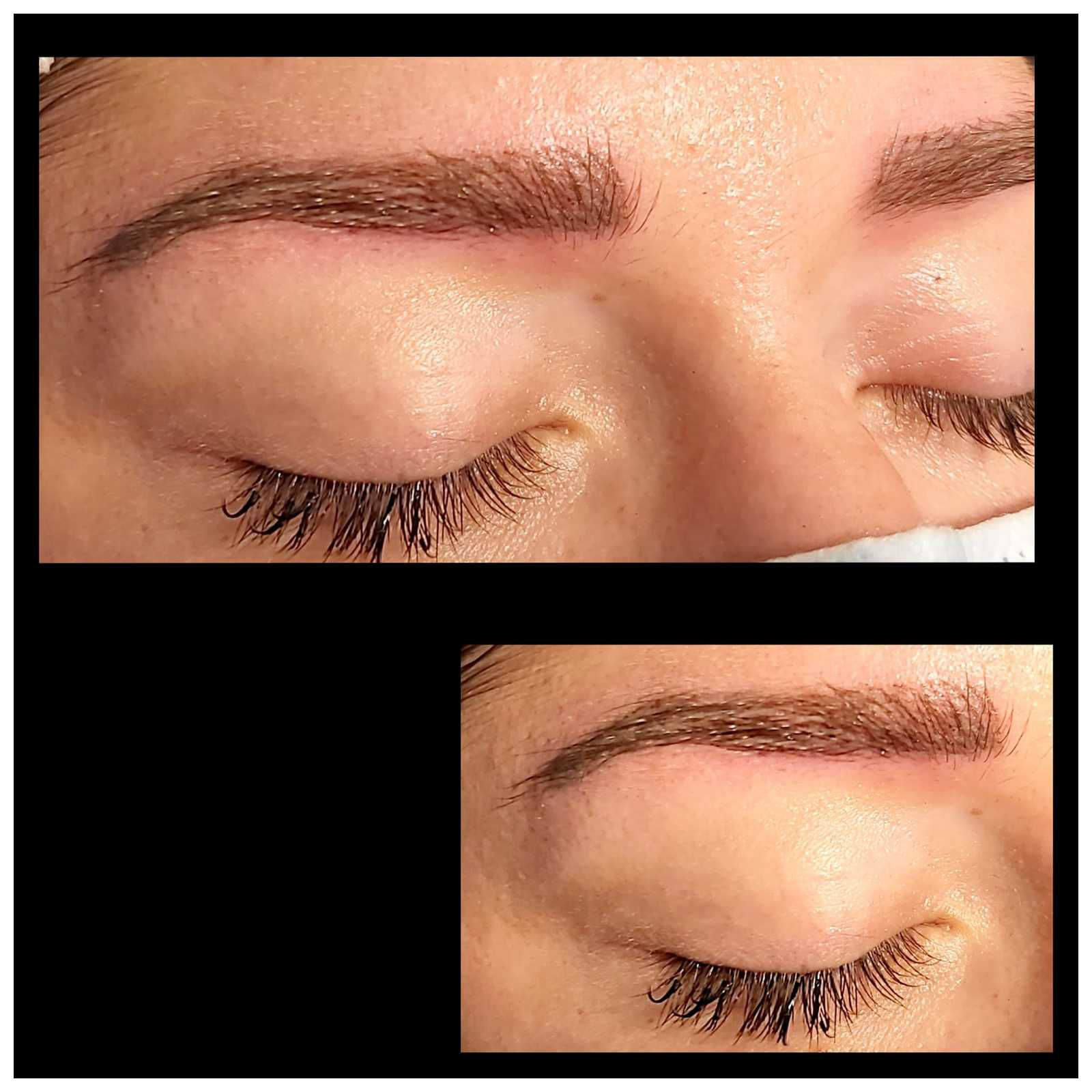 Microblading aix en Provence  institut hairbox