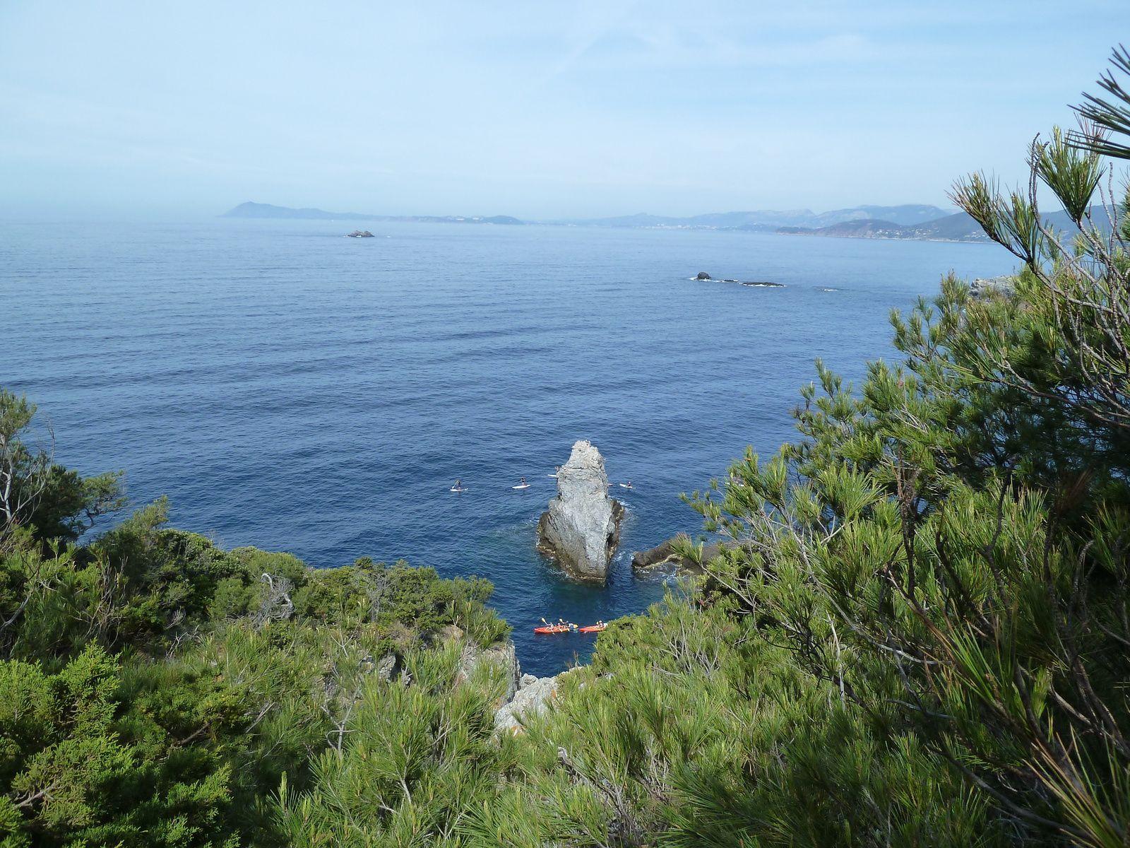 Le Pain de Sucre à l'extrémité Est de la presqu'île.
