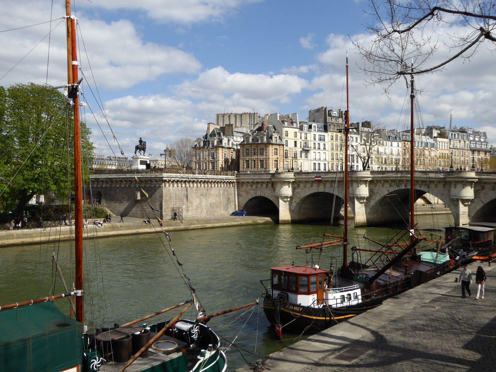 Promenade à Paris été printemps 2015 - 3/..