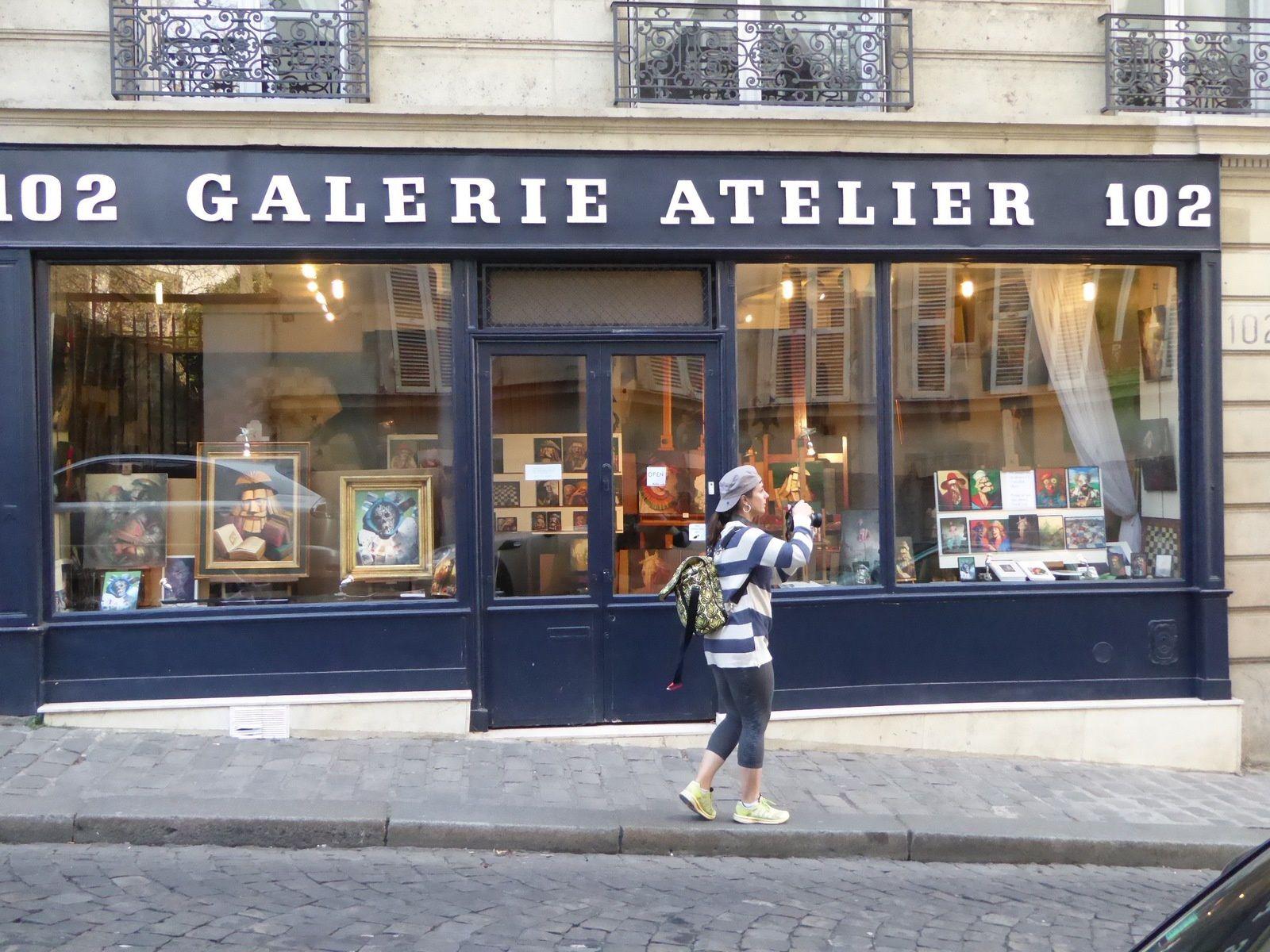 Promenades à Paris printemps 2015 - 5/..