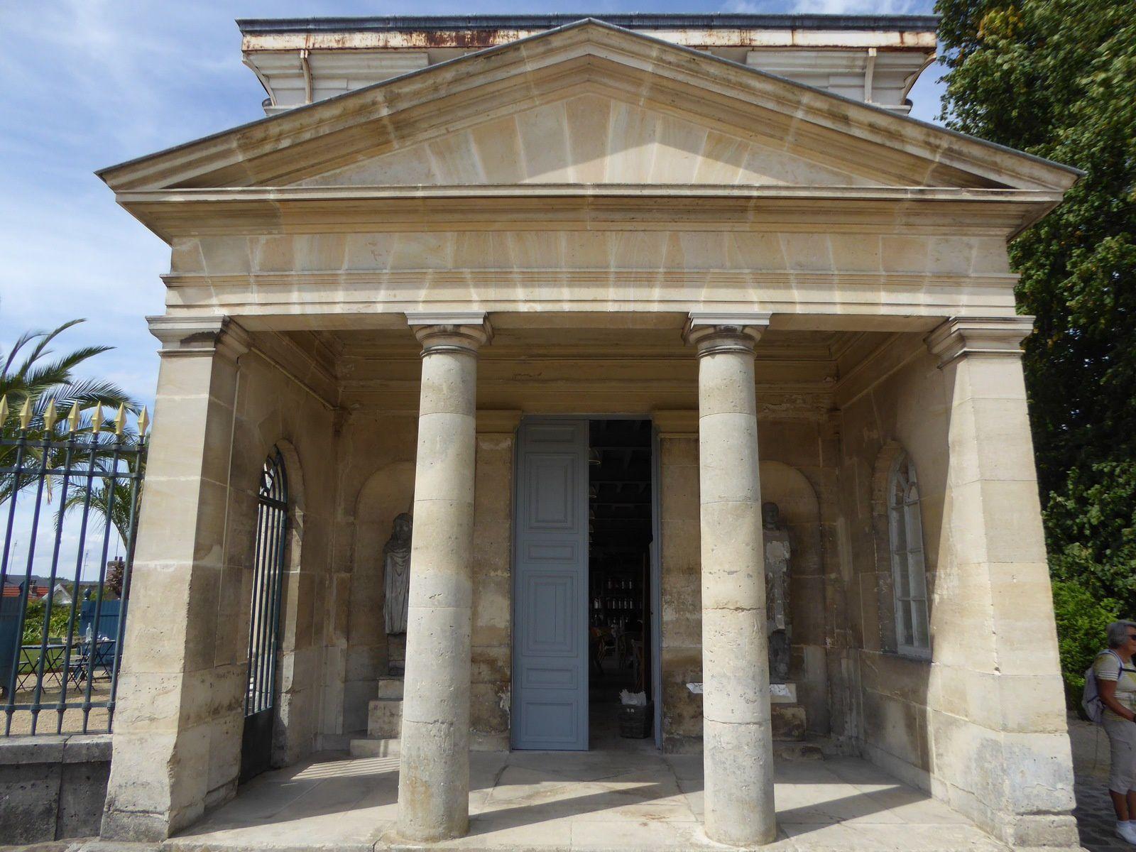 Palais Impérial de Compiègne..